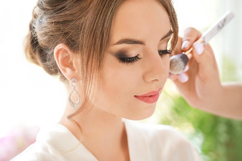 Maquillage mariée Quimper